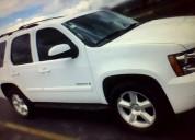 Chevrolet tahoe 4 x 4 año 2007 !