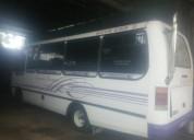 Vendo excelente bus npr año 2007 en rubio tachira