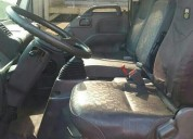Excelente chevrolet npr año 2012 furgon oportunida