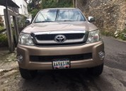 Excelente toyota hilux 2009