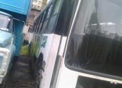Vendo excelente bus volvo barato para reparar