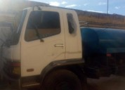 Camión cisterna mitsubishi fm657, contactarse.