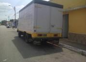 Vendo excelente camion mitsubishi canter