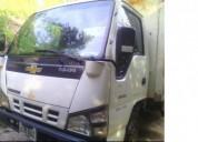 Vendo o cambio por casa, nkr furgón blanco.