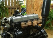 Lindo motor modelo isuzu 4bd1 st