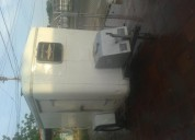 Excelente trailer de carga cerrado