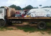Vendo excelente camión plataforma 2009
