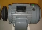 Oportunidad!. motor electrico 2 hp, 460 voltios trifasico, 1705 rpm
