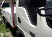 Vendo excelente camion jac 2013