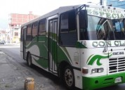 Vendo autobus encava