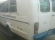Se vende excelente camioneta de pasajeros