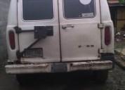 Vendo excelente camioneta particular van f150 ford