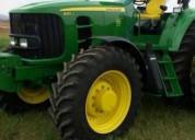 Excelente tractor jhomn deree