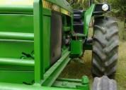 Se vende excelente tractor jhon deere.