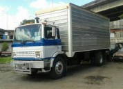 Vendo excelente camion mack mid liner