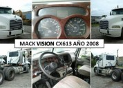 Excelente mack vision 2008