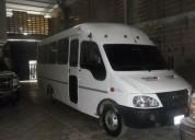 Vendo o cambio buseta iveco daily 2012, contactarse.