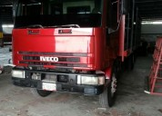 Excelente camion iveco impecable