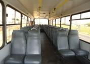 Excelente autobus iveco 8060 46 puestos