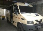 Excelente autobus iveco año 98