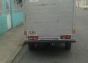 Camioneta chana cojon alumin