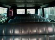 Excelente camioneta de pasajero tipo bam 16 puestos