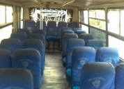 Vendo excelente bus condor 32 puesto