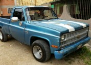 Excelente chevrolet pick up c10 año 1984