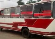 Excelente bus chevy metro 28 puesto
