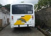 Se vende autobus o c cambia x carro, contactarse.