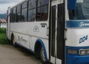 Vende autobus mercedes, contactarse.