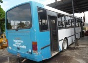 Excelente autobus en venta