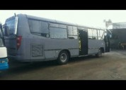 Se vende excelente autobús totalmente operativo