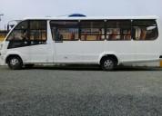 Vendo excelente minibus mercedez 2012