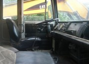 Se vende camion plataforma fiat 12 ton. contactarse.