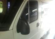 Excelente fiat ducato van mini bus
