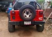Vendo hermoso jeep excelente condiciones.
