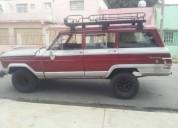 Excelente jeep wagoneer