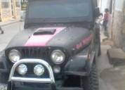 Excelente jeep cj7 chaci largo