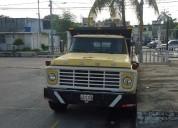 Hermoso camión ford 600-750 plataforma año 1979