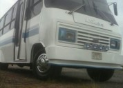 Vendo excelente autobus ford minimetro año 88