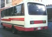 Vendo excelente  autobus andina ford