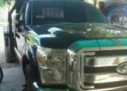Vendo excelente camión ford f350 super duty 2014