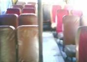 Vendo excelente autobus andinas ford sincronica