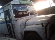 Vendo bus 750 ford,contactarse.