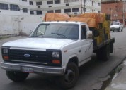Excelente camioncito ford chasis largo f 350 año 1983