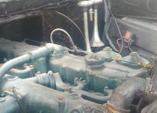 Venta de camion ford 750 plataforma motor diesel
