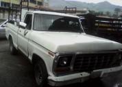 Vendo excelente camioneta ford f100