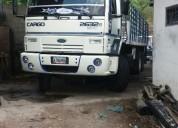 Excelente ford cargo 2632 motor 7.8 fino de todo