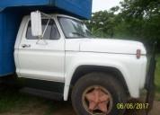 Excelente camion ford 600 cava